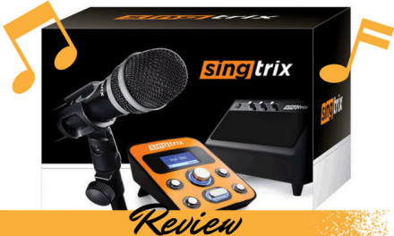 Singtrix Party Bundle Premium Edition Home Karaoke System Review